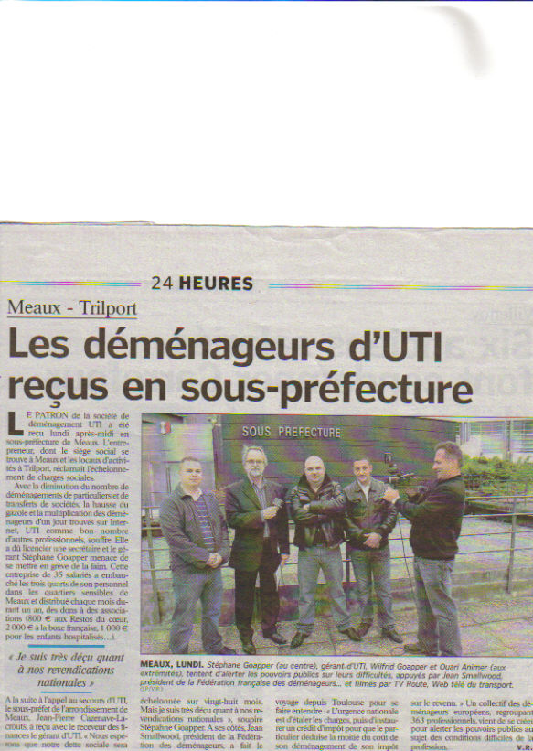 2° article parisien
